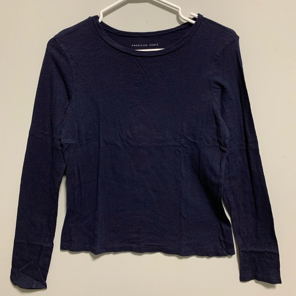 American Eagle Outfitters Tops - Long-sleeve T-shirt